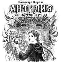 Обложка «Антилия. Очень тёмные дела»
