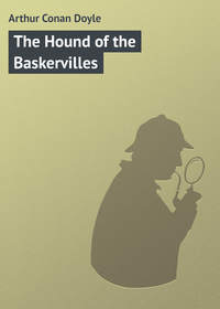 Обложка «The Hound of the Baskervilles»