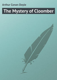 Обложка «The Mystery of Cloomber»