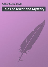 Обложка «Tales of Terror and Mystery»