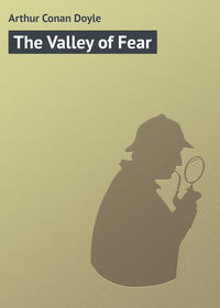 Обложка «The Valley of Fear»