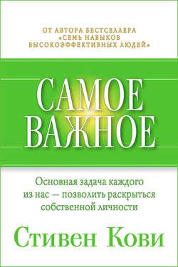 Электронная книга «Самое важное»