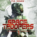 Space Troopers, Folge 1: Hell\'s Kitchen