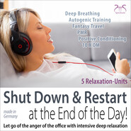 Shutdown & Restart at the End of the Day! Let Go of the Anger of the Office with Intensive Deep Relaxation