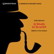 A Study in Scarlet - A Sherlock Holmes Novel (Unabridged)