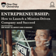 Entrepreneurship - How to Launch a Mission-Driven Company and Succeed (Unabridged)