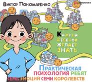 Практическая психология для ребят. Семь эмоций семи королевств