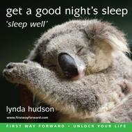 Get a Good Night\'s Sleep