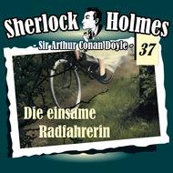 Sherlock Holmes, Die Originale, Fall 37: Die einsame Radfahrerin