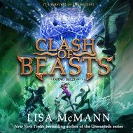 Clash of Beasts - Going Wild, Book 3 (Unabridged)