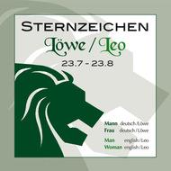 Sternzeichen Löwe 23.7.-23.8.