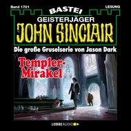 John Sinclair, Band 1701: Templer-Mirakel