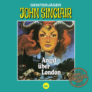 John Sinclair, Tonstudio Braun, Folge 54: Angst über London