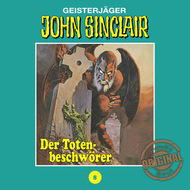 John Sinclair, Tonstudio Braun, Folge 8: Der Totenbeschwörer