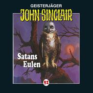 John Sinclair, Folge 92: Satans Eulen