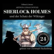 Sherlock Holmes und der Schatz der Wikinger - Die neuen Abenteuer, Folge 24 (Ungekürzt)