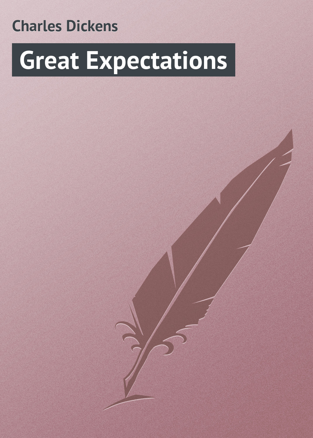 Чарльз Диккенс Great Expectations