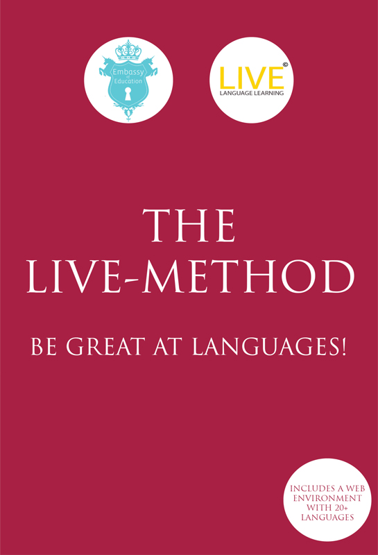 Ott Ojamets The LIVE-method learning to read across languages and writing systems