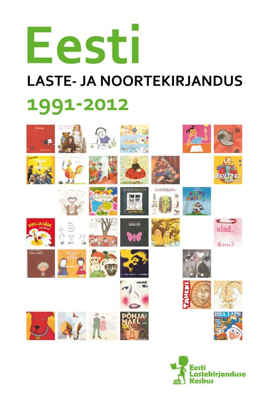 Jaanika Palm Eesti laste- ja noortekirjandus 1991-2012 maarja keskpaik eesti ajaloolised kõned