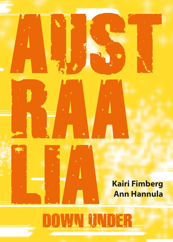 Ann Hannula Austraalia koostanud varje varmis austraalia aborigeenide legendid