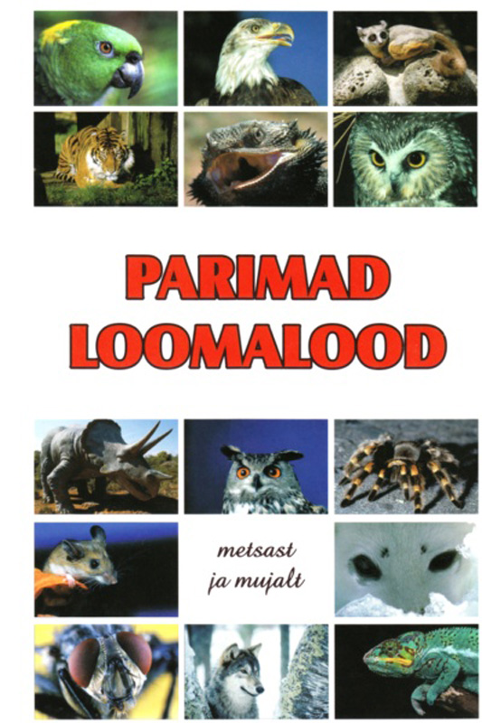 цены на Grupi autorid Parimad loomalood в интернет-магазинах
