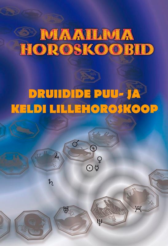 лучшая цена Gerda Kroom Druiidide puu- ja keldi lillehoroskoop