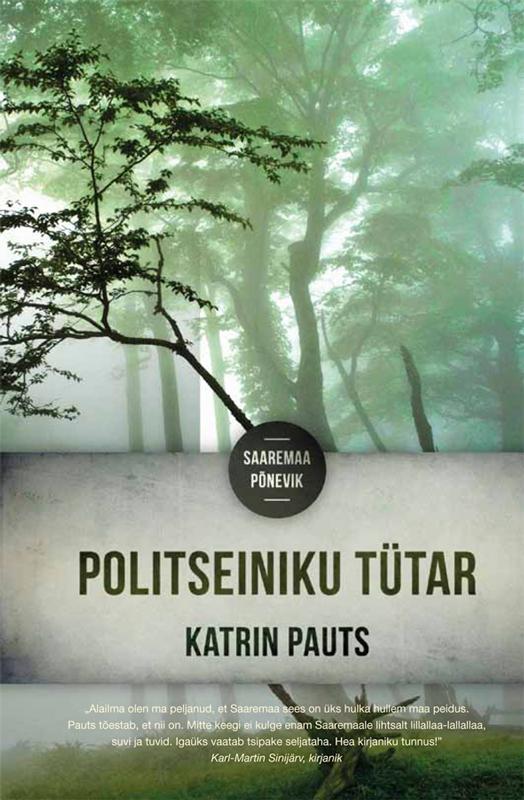 Katrin Pauts Politseiniku tütar henning mankell käsi