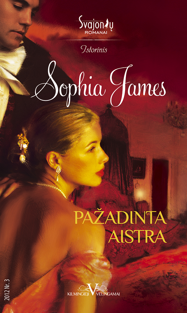 Sophia James Pažadinta aistra sophia james pažadinta aistra
