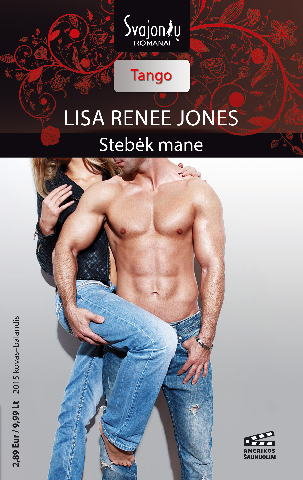 Lisa Renee Jones Stebėk mane lisa renee jones liesk mane