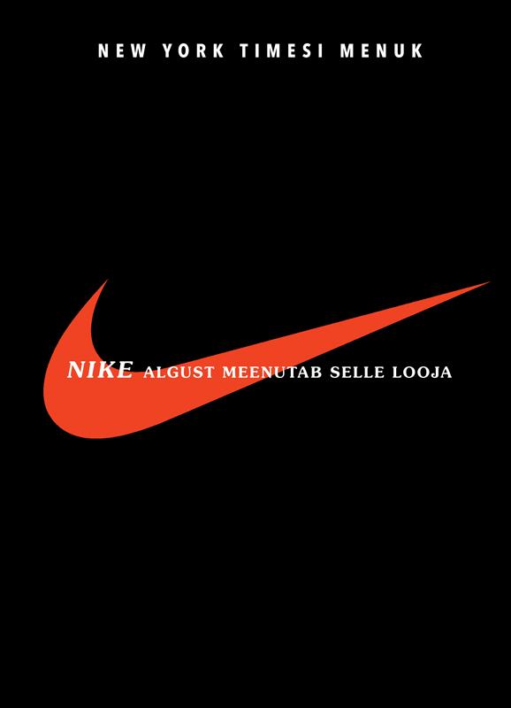 Phil Knight Jala jälg. Nike algust meenutab selle looja peep ehasalu hullu munga päevik