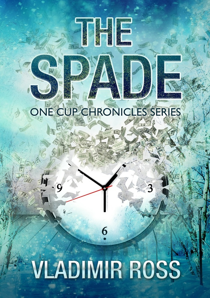 Vladimir Ross The Spade spectral adjustable spikes 4x for he rack