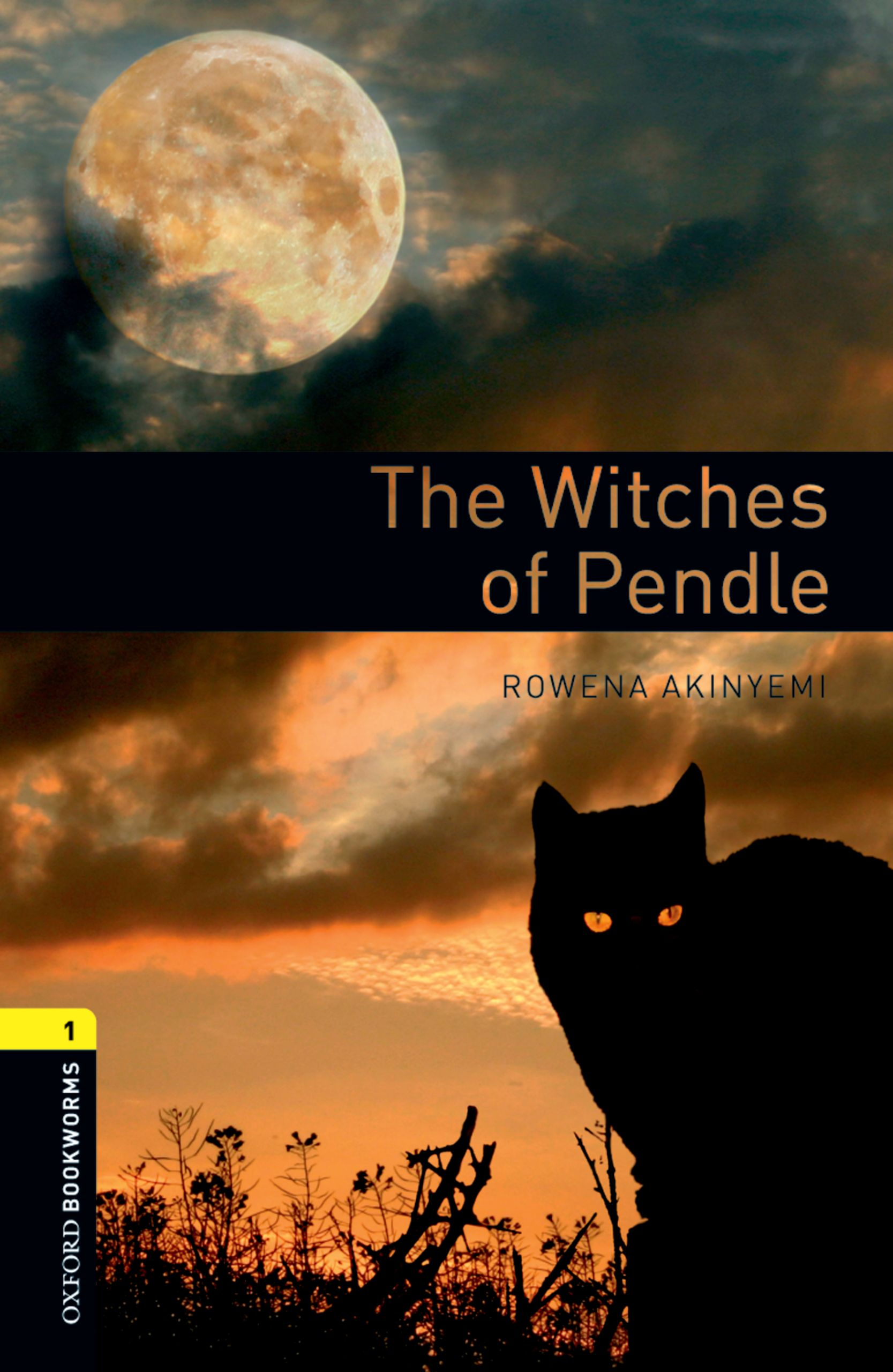 Rowena Akinyemi The Witches of Pendle the witches