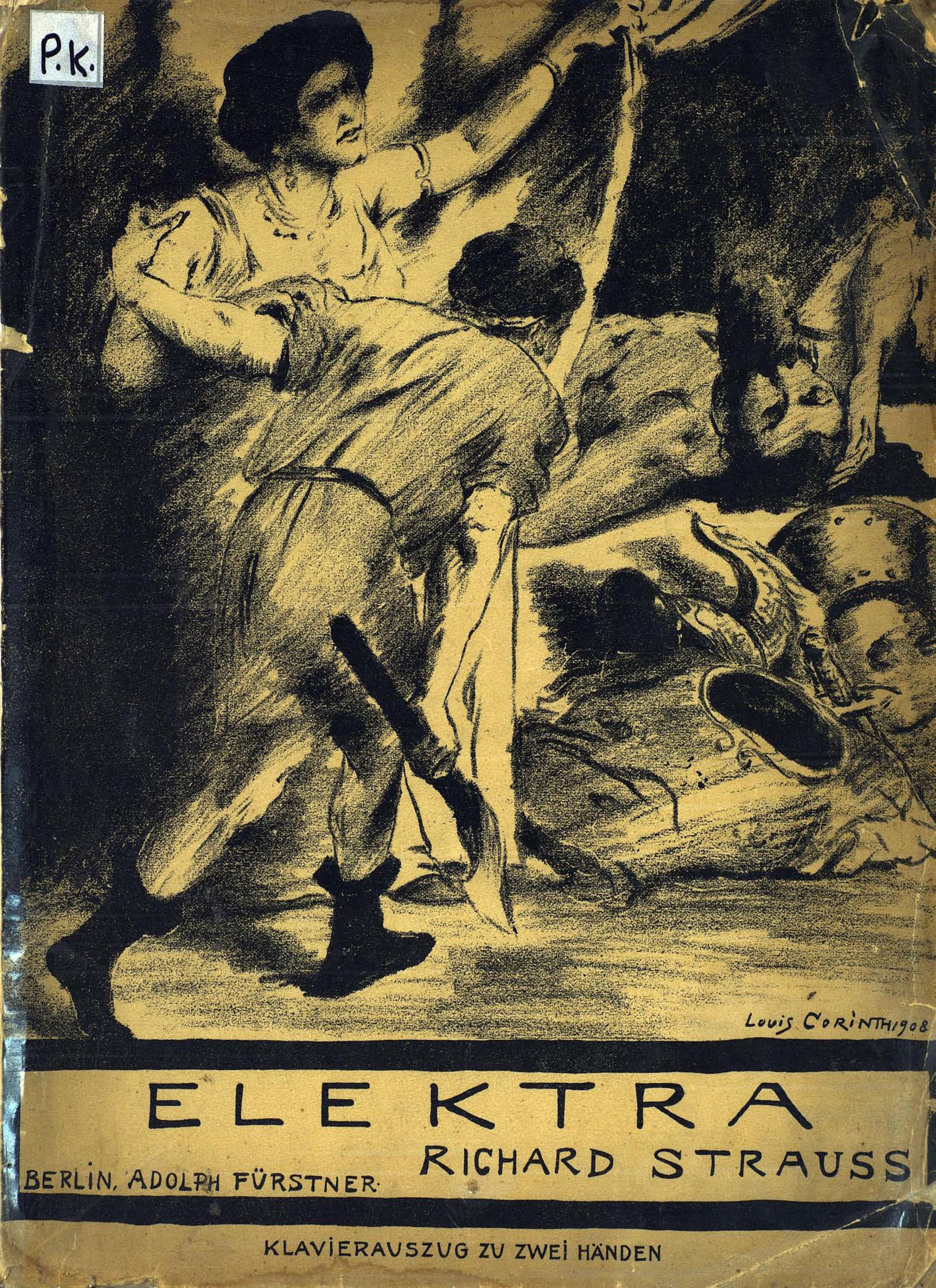 Рихард Штраус Elektra elektra volume 2
