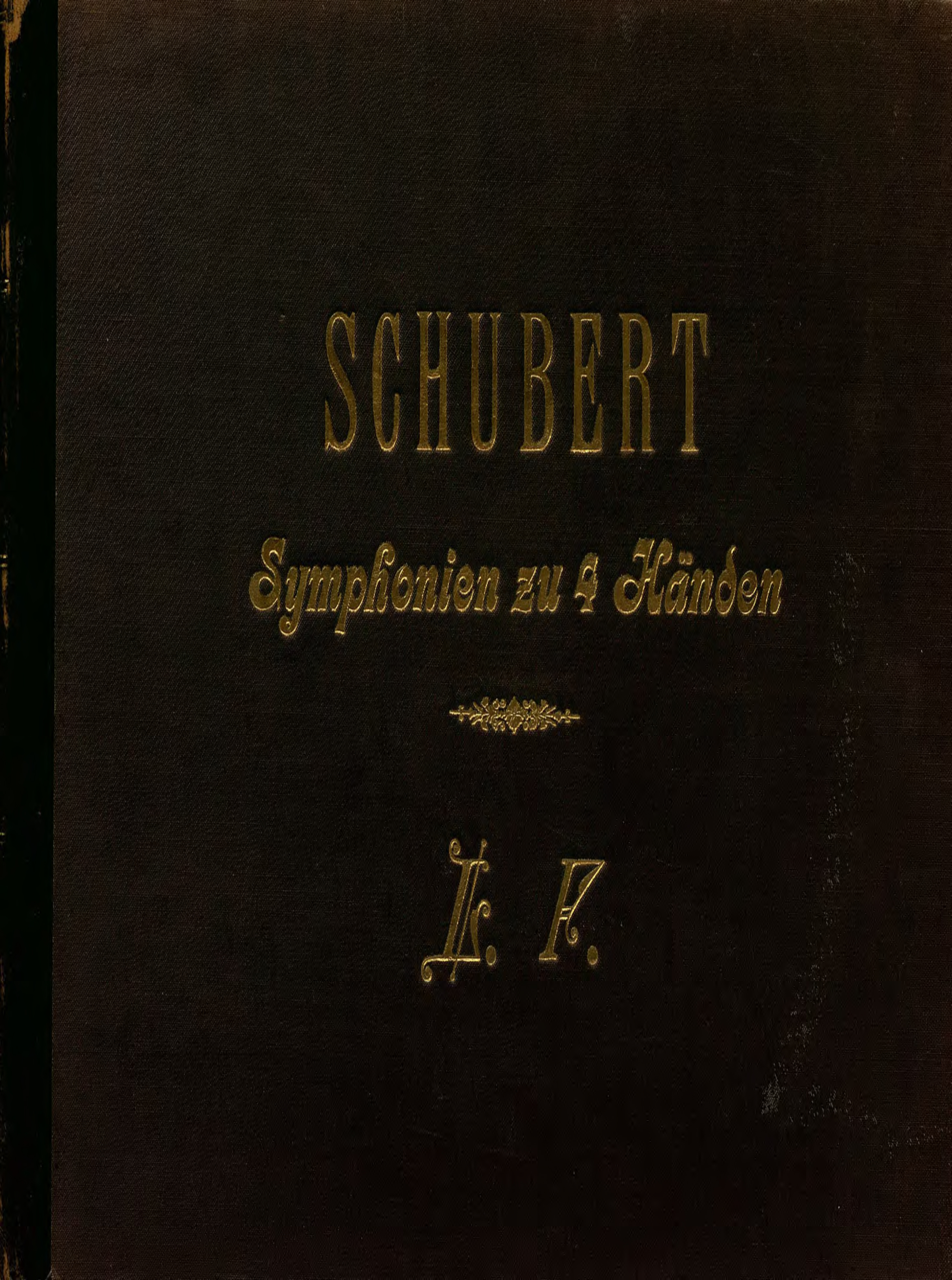Франц Петер Шуберт Symphonien von Franz Schubert франц бдоян franz bdoyan roots of armenian jazz