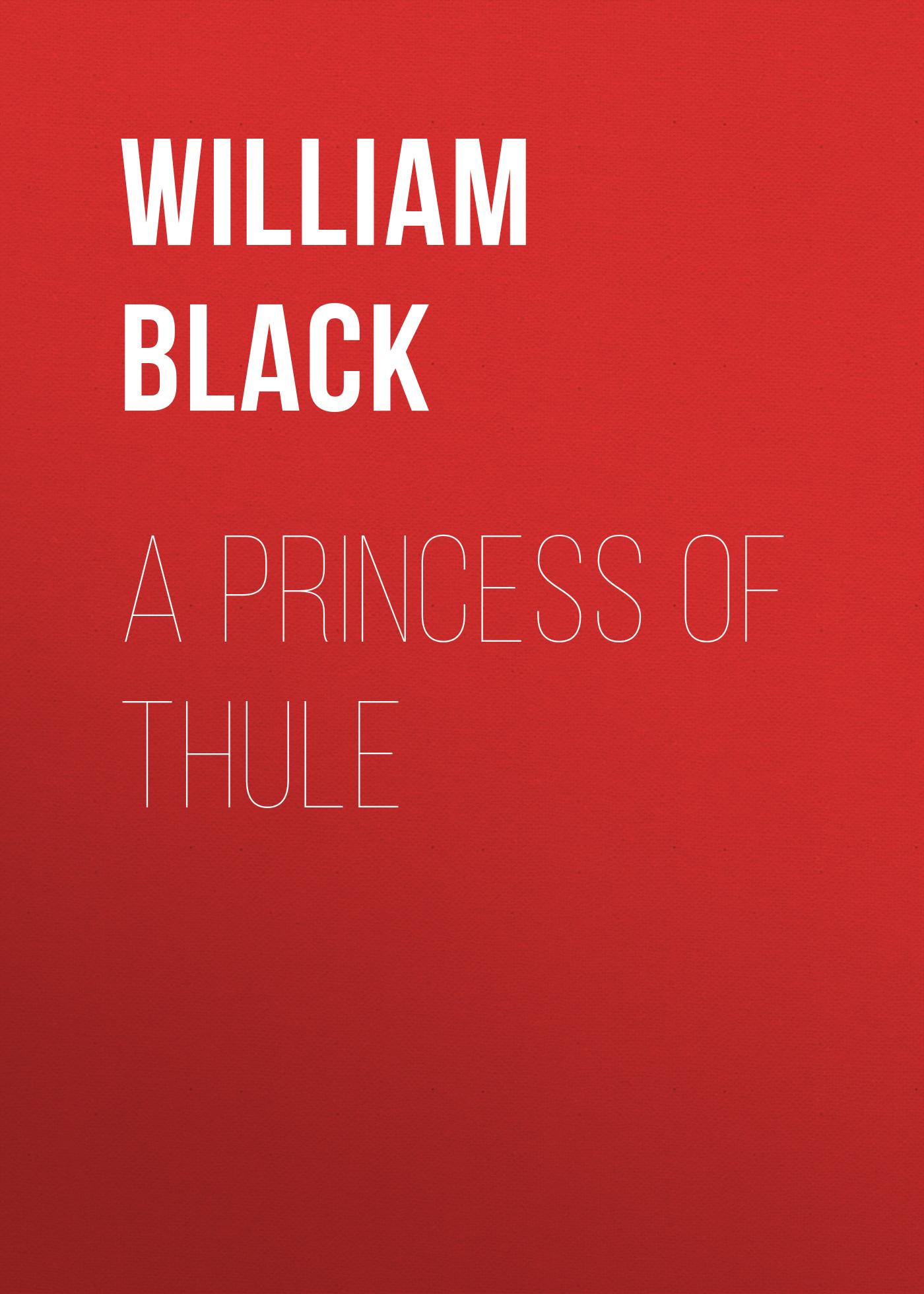 Black William A Princess of Thule cosplay sexy princess dress black