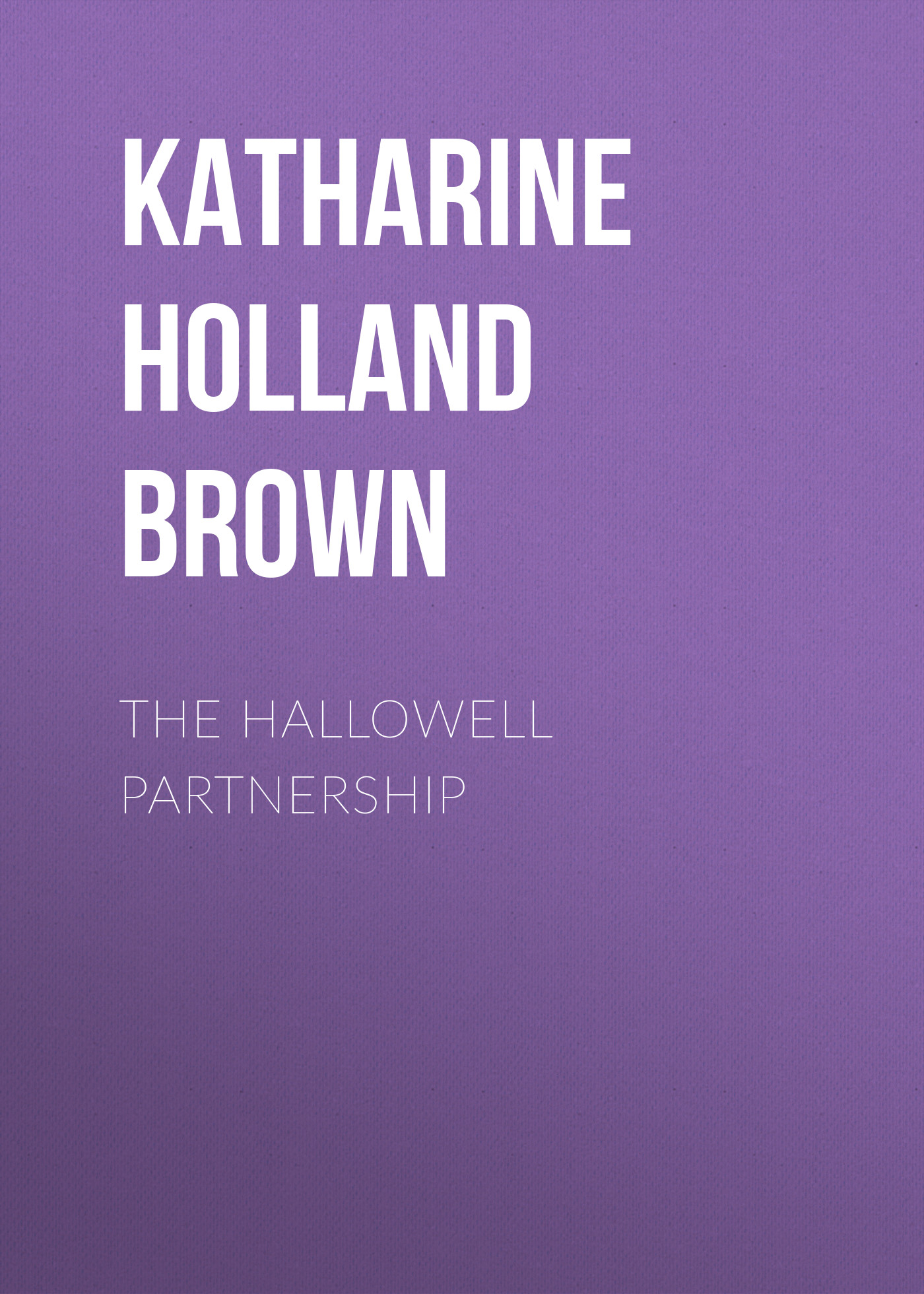 the hallowell partnership