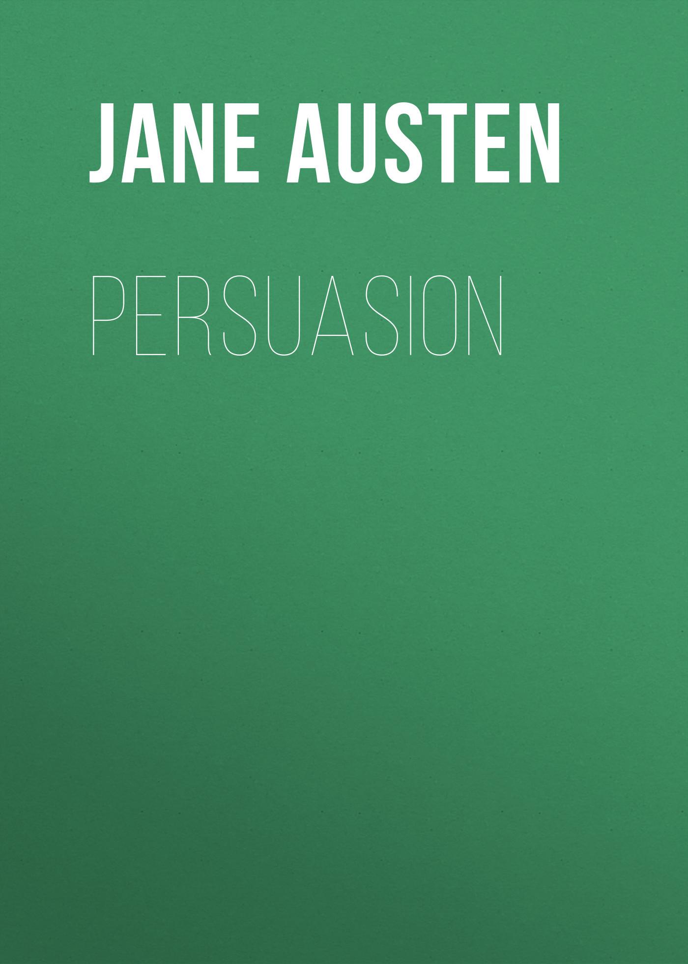 Джейн Остин Persuasion persuasion level 2
