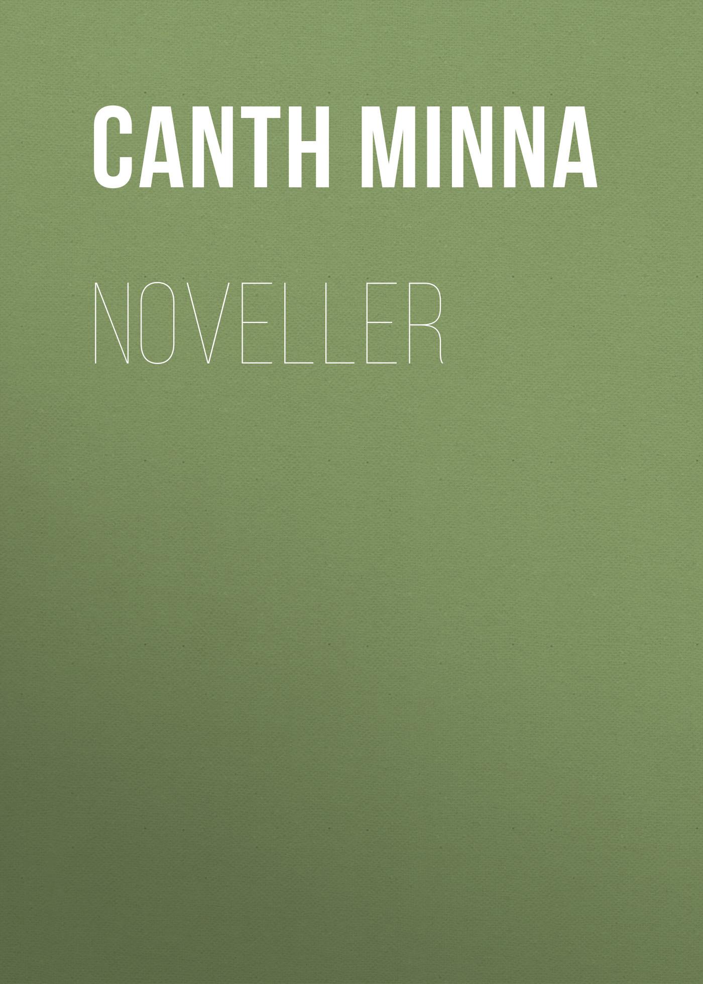 Canth Minna Noveller
