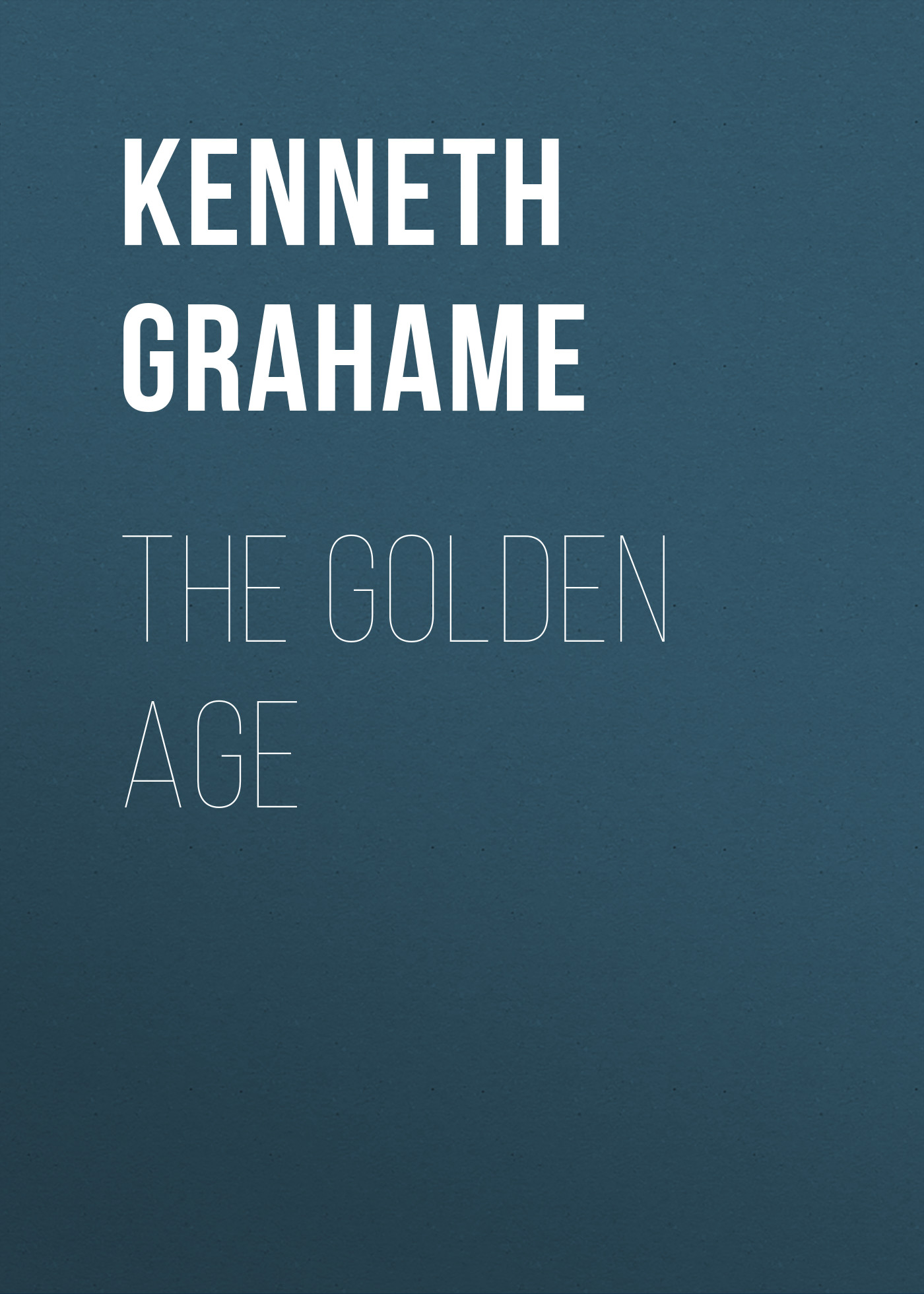 Kenneth Grahame The Golden Age худи print bar golden age