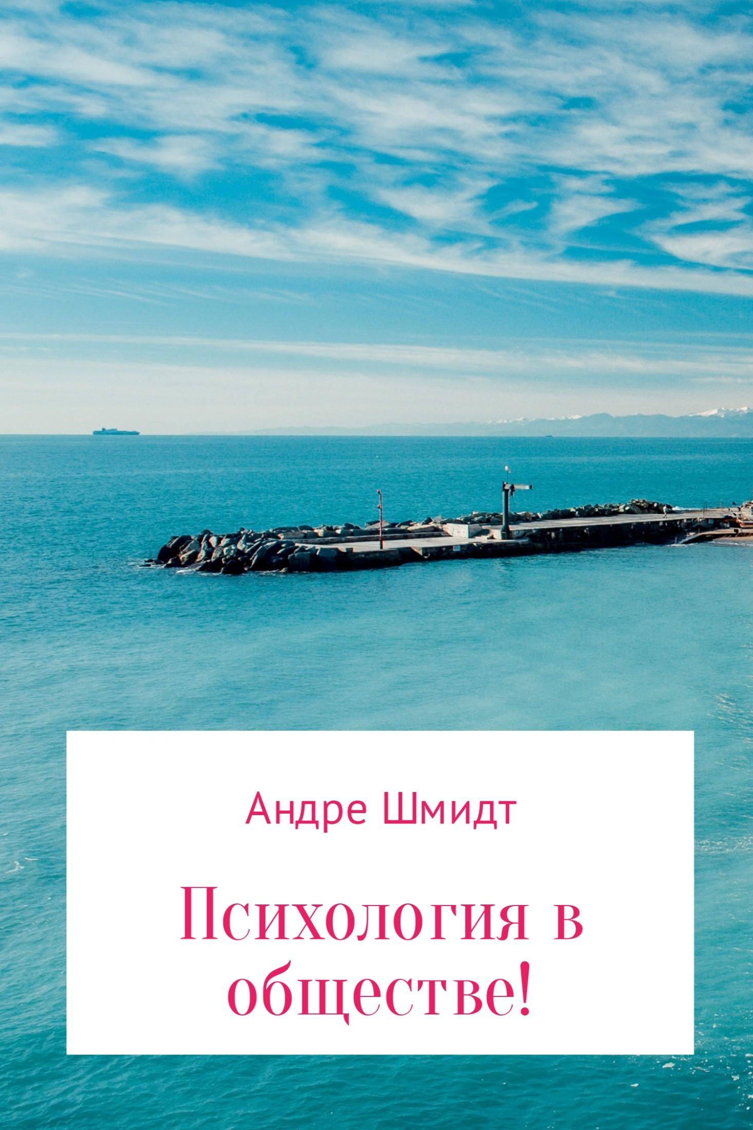 Андре Суэль Шмидт Психология в обществе