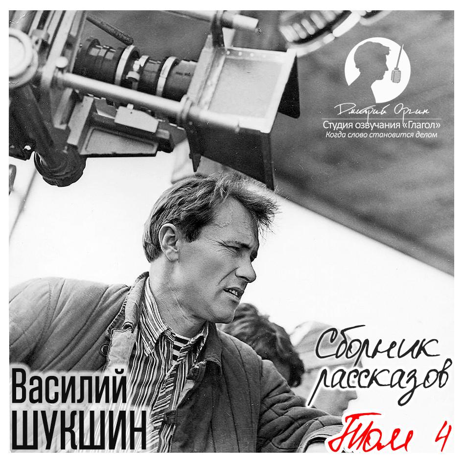 Василий Шукшин Сборник рассказов. Том 4 шукшин в выбираю деревню на жительство