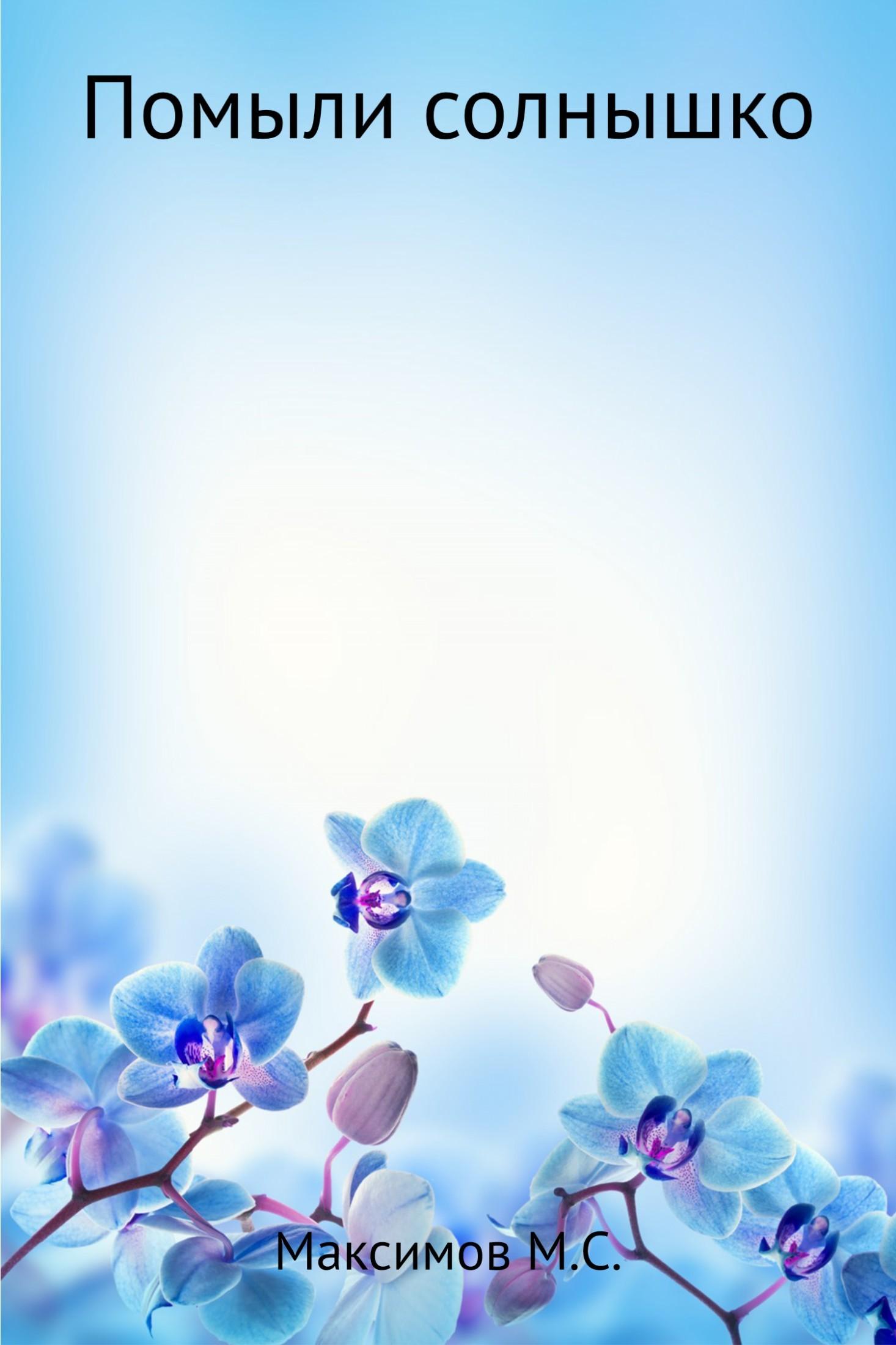 Михаил Серафимович Максимов Помыли солнышко михаил серафимович максимов домик для игрушек сказки