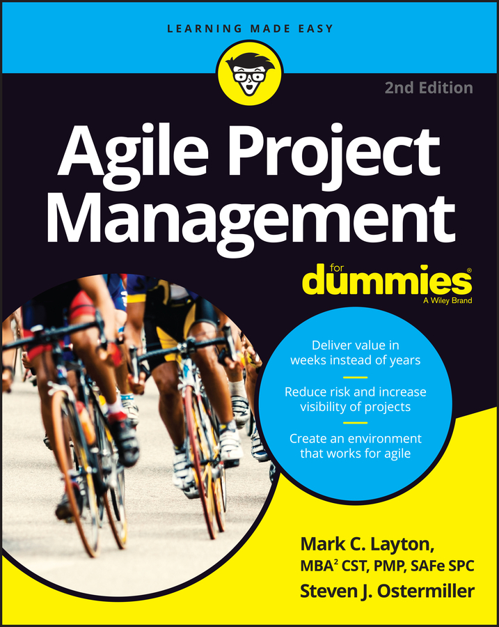 Steven Ostermiller J. Agile Project Management For Dummies john mcmanus risk management in software development projects