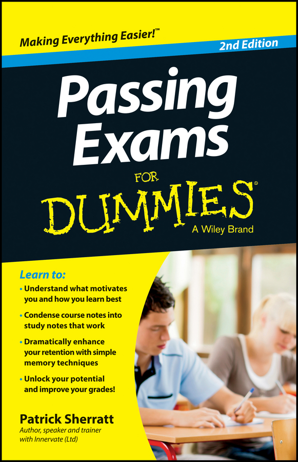 Patrick Sherratt Passing Exams For Dummies игрушка lucy