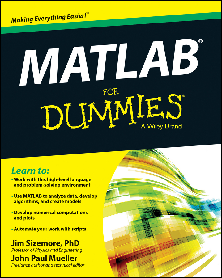 Jim Sizemore MATLAB For Dummies matlab实用教程(第4版)