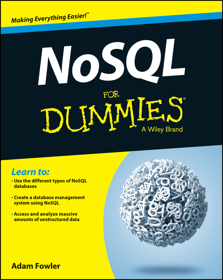 Adam Fowler NoSQL For Dummies