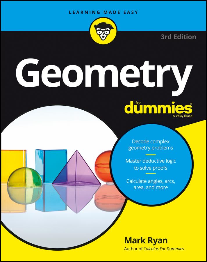 Mark Ryan Geometry For Dummies
