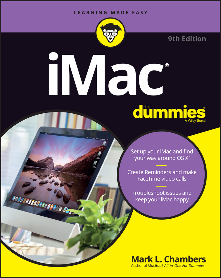 Mark Chambers L. iMac For Dummies mark chambers l pcs all in one for dummies