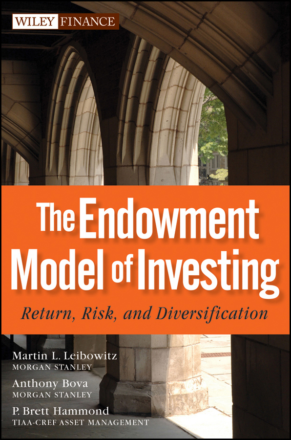 Фото - Anthony Bova The Endowment Model of Investing. Return, Risk, and Diversification real madrid zalgiris kaunas