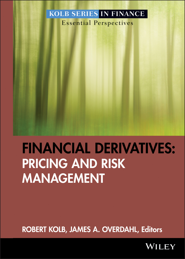 Robert Kolb W. Financial Derivatives. Pricing and Risk Management synthesis of allicin its derivatives and inclusion complexes